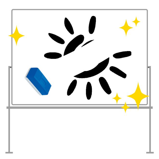 ホワイトボード再生コートの特徴 イメージ
